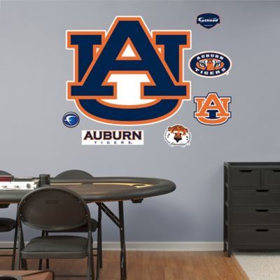 Fathead® Auburn University Logo Wall Graphic