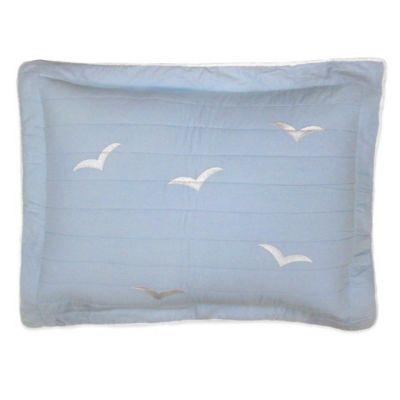 Donna Sharp Beach Chair Standard Pillow Sham