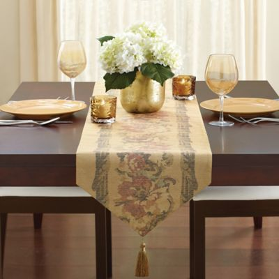 Croscill 90 Table Runner