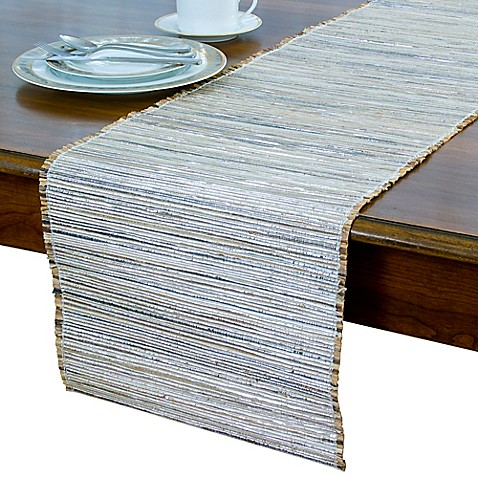 > bath Runners Toppers Straw Inch at 72 beyond and bed table Linens & Table >  runner Table Dazzle Runner