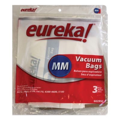 Eureka® MM Disposable Dust Bags