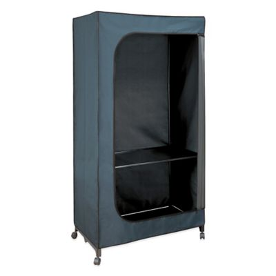 Steel Tube Frame Storage Wardrobe