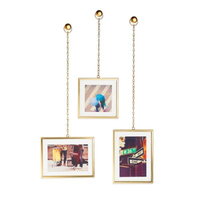 Brass Frames Photo