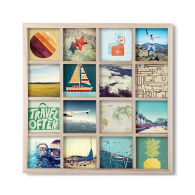 Umbra® Gridart Photo Display Collage Frames