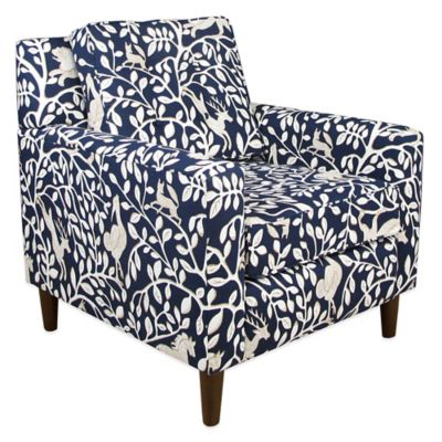 Skyline Furniture Arm Chair in Pantheon Admiral