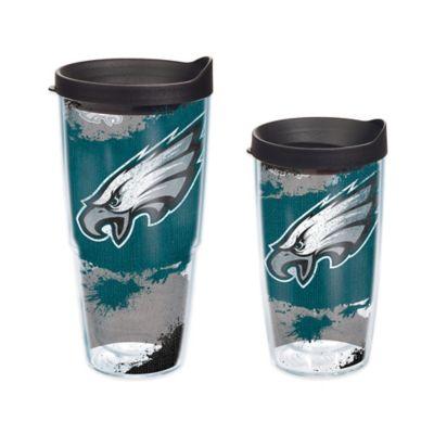Tervis® NFL Philadelphia Eagles 16 oz.Distressed Wrap Tumbler with Lid