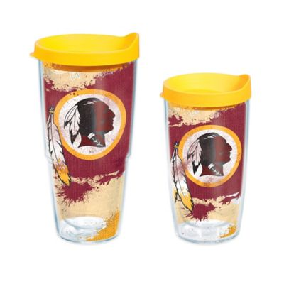Tervis® NFL Washington Redskins 16 oz. Distressed Wrap Tumbler with Lid