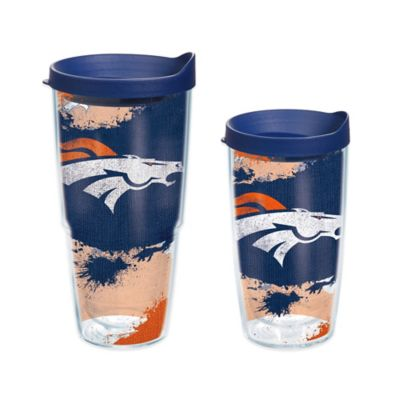 Tervis® NFL Denver Broncos 16 oz. Distressed Wrap Tumbler with Lid