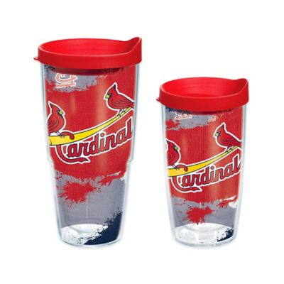 Tervis® MLB St. Louis Cardinals 16 oz. Distressed Wrap Tumbler with Lid