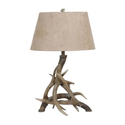Crestview Collection Deer Shed Table Lamp