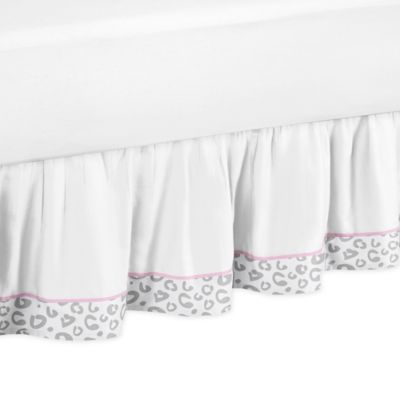 Sweet Jojo Designs Kenya Queen Bed Skirt
