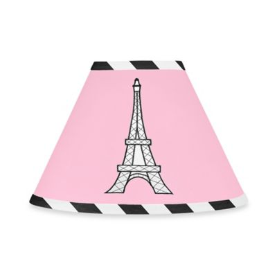 Sweet Jojo Designs Paris Lampshade
