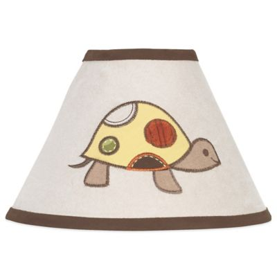 Sweet Jojo Designs Turtle Lamp Shade in Multi