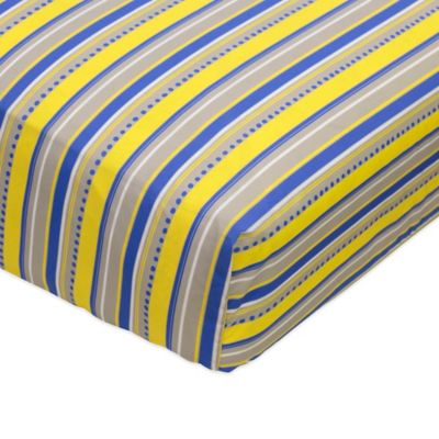Bananafish® Linden Fitted Crib Sheet