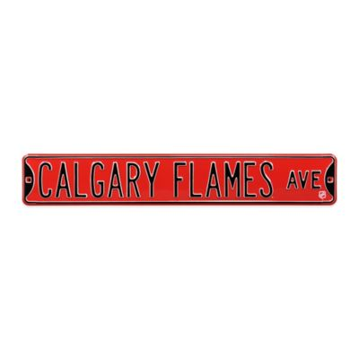 Flames Sign