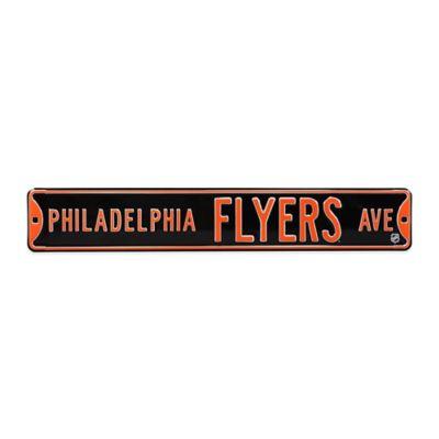 NHL Street Sign