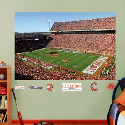 Fathead® Clemson University Stadium Mural Wall Graphic