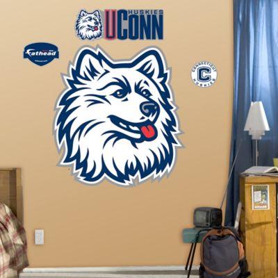 Fathead® University of Connecticut Huskies Logo Wall Graphic