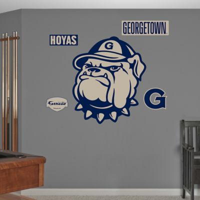 Fathead® Georgetown University Logo Wall Graphic