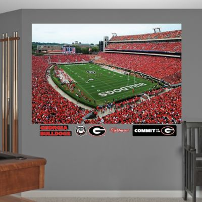 Fathead® University of Georgia Stadium Mural Wall Graphic