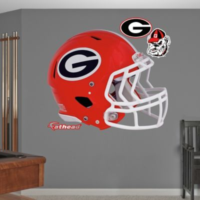 Fathead® University of Georgia Helmet Wall Graphic