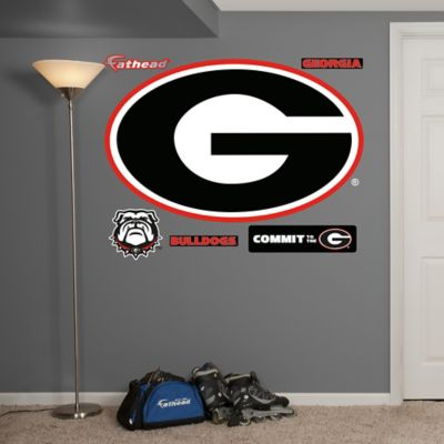 Fathead® University of Georgia Logo Wall Graphic