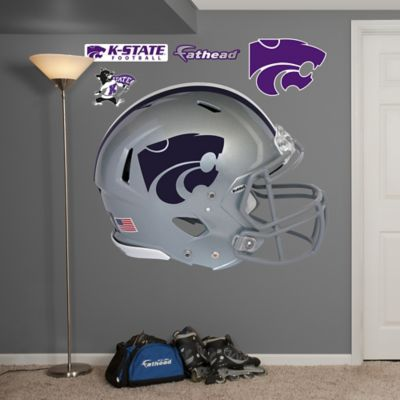 Fathead® Kansas State University Helmet Wall Graphic