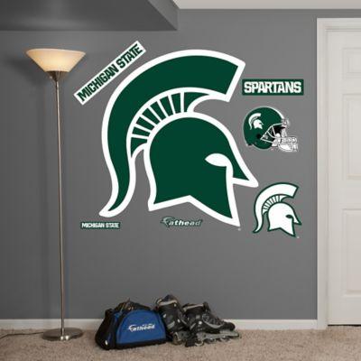 Fathead® Michigan State University Spartans Logo Wall Graphic