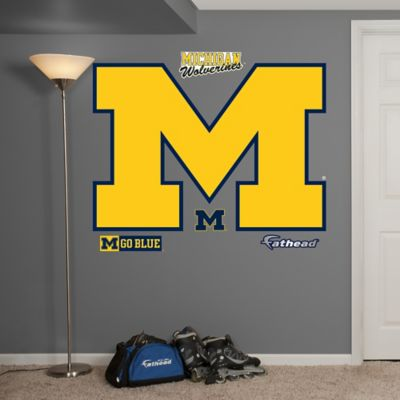 NCAA University of Michigan Wolverine Logo