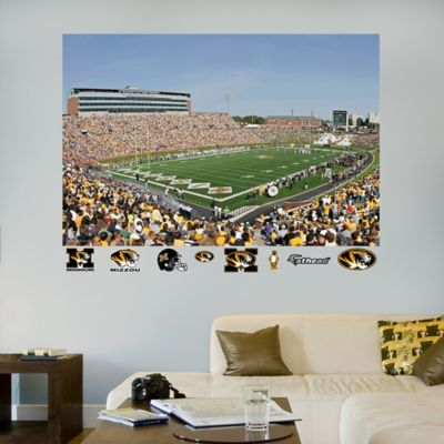 Fathead® University of Missouri Stadium Mural Wall Graphic