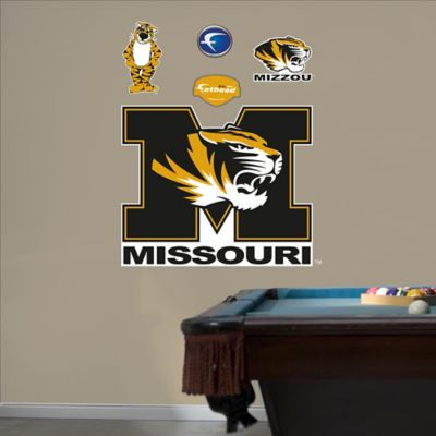 Fathead® University of Missouri Logo Wall Graphic