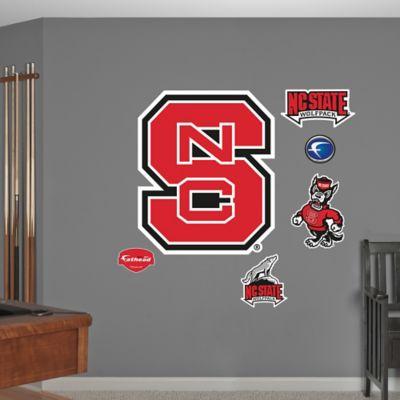 Fathead® North Carolina State University Logo Wall Graphic
