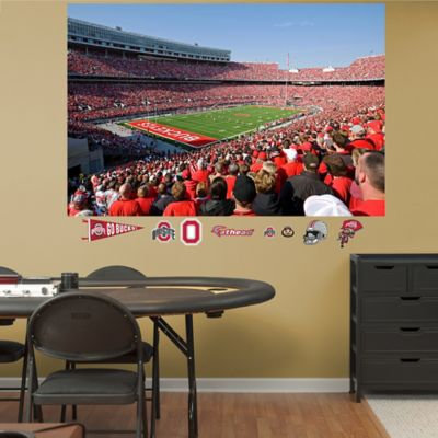 Fathead® Ohio State University Stadium Mural Wall Graphic