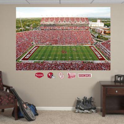 University of Oklahoma Stadium Mural Wall Graphic