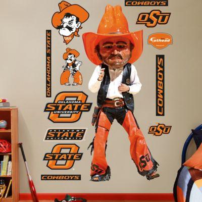 Fathead® Oklahoma State University Pistol Pete Mascot Wall Graphic