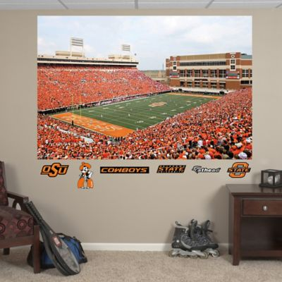 Fathead® Oklahoma State University Stadium Mural Wall Graphic