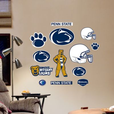 Fathead® Penn State University Logo Sheet Junior Wall Graphic