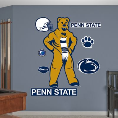 Fathead® Penn State University Nittany Lion Mascot Wall Graphic