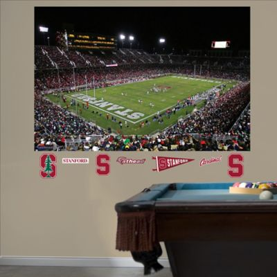 Fathead® Stanford University Stadium Mural Wall Graphic