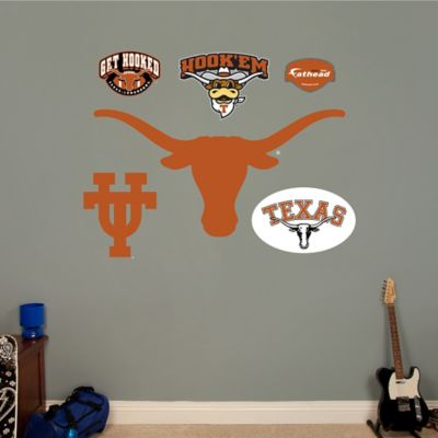 University of Texas Logo Wall Graphic