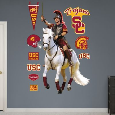 Fathead® USC Traveler Mascot Wall Graphic