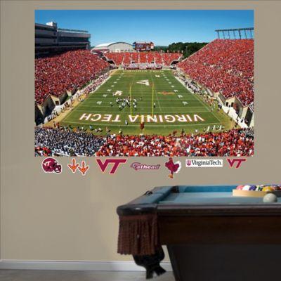 Fathead® Virginia Tech Stadium Mural Wall Graphic