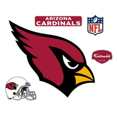 Fathead® NFL Arizona Cardinals Logo Wall Graphic
