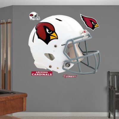 NFL Arizona Cardinals Revolution Helmet Wall Graphic