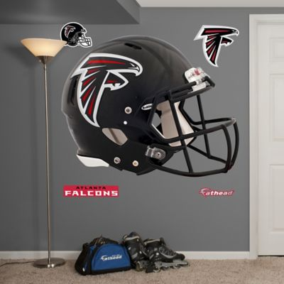 NFL Atlanta Falcons Revolution Helmet Wall Graphic