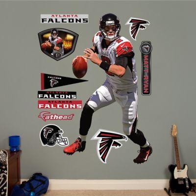 Fathead® NFL Atlanta Falcons Matt Ryan Away Wall Graphic