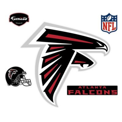 Fathead® NFL Atlanta Falcons Logo Wall Graphic