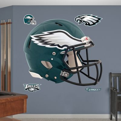 Fathead® NFL Philadelphia Eagles Revolution Helmet Wall Graphic