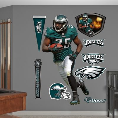 Fathead® NFL Philadelphia Eagles Sean McCoy Home Wall Graphic