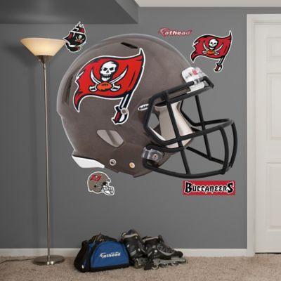 Fathead® NFL Tampa Bay Buccaneers Helmet Wall Graphic